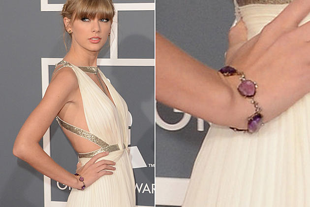 Taylor Swift's Grammy Bracelet
