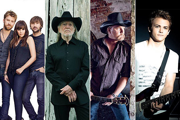 Taste of Country Music Festival Lineup