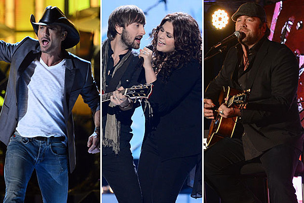 top 10 country music videos 2013