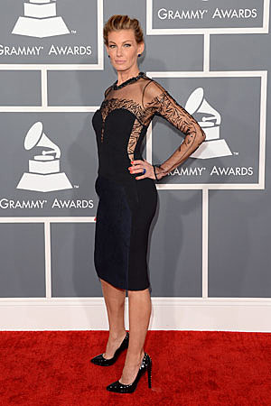 Faith Hill Worst Dressed