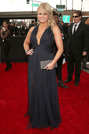 Miranda Lambert Worst Dressed