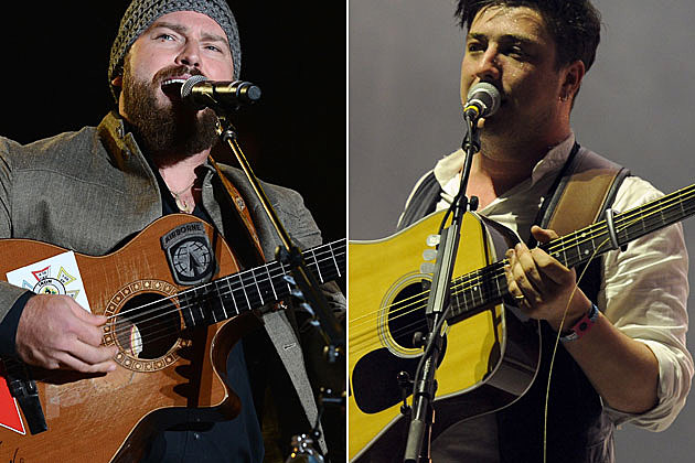 Zac Brown Band and Mumford & Sons