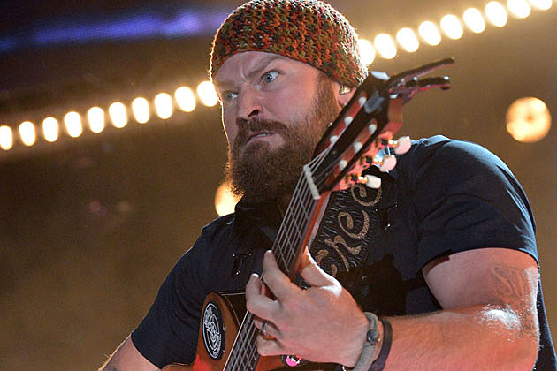 Zac Brown Funny Guitar Faces