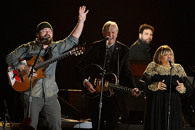 Levon Helm Tribute Grammys
