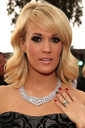 Carrie Underwood 2013 Grammys Necklace