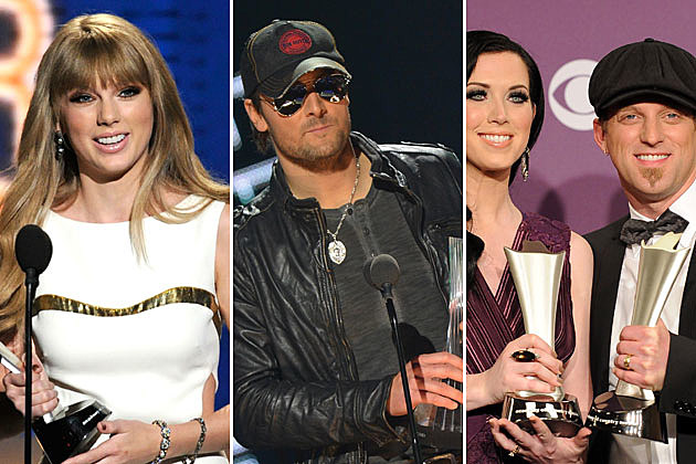 2013 ACM Awards Predictions