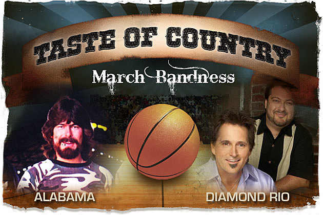 March Bandness Alabama Diamond Rio