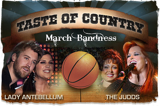 Lady Antebellum Vs The Judds Taste Of Country March