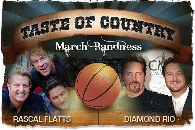 Rascal Flatts, Diamond Rio