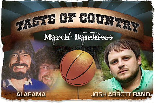 March Bandness Alabama vs. Josh Abbott Band