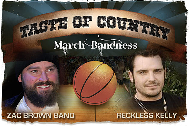 March Bandness Zac Brown Band vs Reckless Kelly