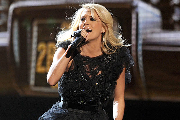 Carrie Underwood Top 10
