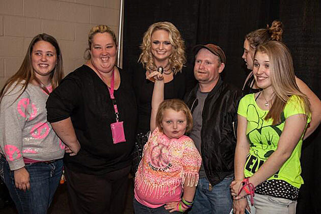 Miranda Lambert Honey Boo Boo