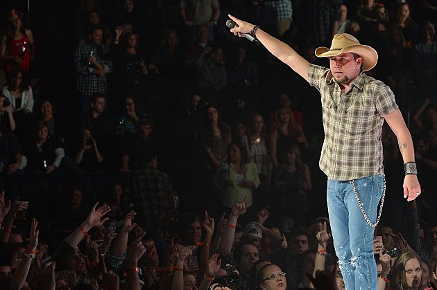 Jason Aldean S First Time At Madison Square Garden Was His Sold Out Show