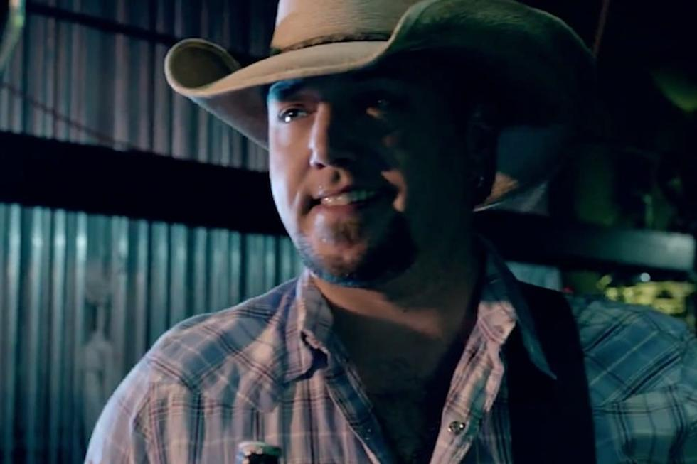 Jason aldean cracks a cold one in new coors light commercial aloadofball Gallery