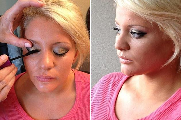 Lauren Alaina Prom Makeup