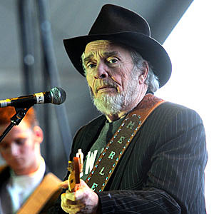 Merle Haggard A to Z