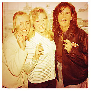 Mindy McCready, LeAnn Rimes, Terri Clark