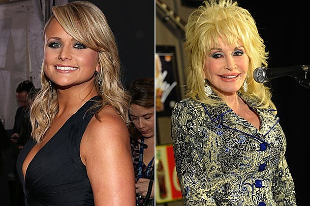 Miranda Lambert Wants To Follow In Dolly Parton S Footsteps