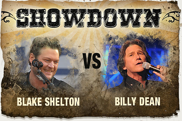 Blake Shelton, Billy Dean