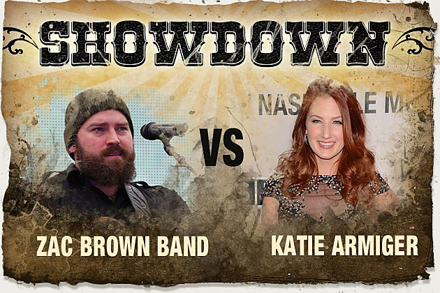 Zac Brown Band, Katie Armiger