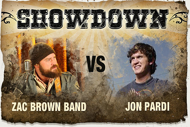 Zac Brown Band Jon Pardi