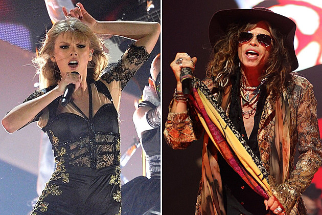 Taylor Swift Steven Tyler