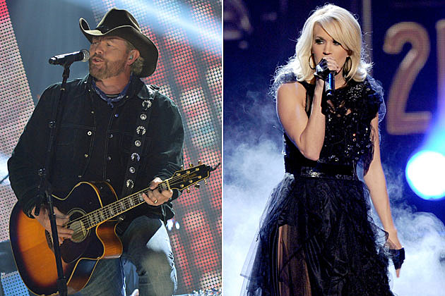 Toby Keith, Carrie Underwood