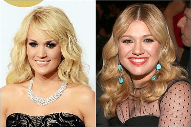 Carrie Underwood; Kelly Clarkson