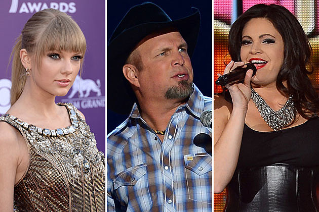 ACM Awards Questions Taylor Swift, Garth Brooks, Angaleena Presley