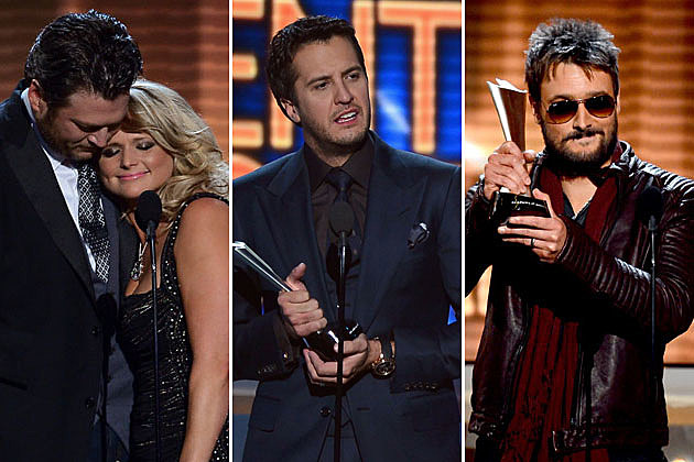 2013 ACM Award Winners