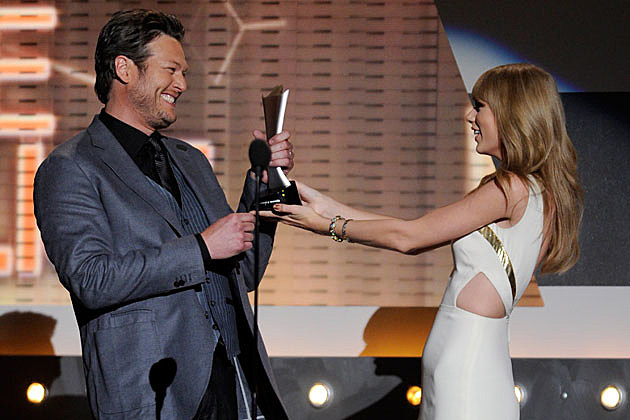 Blake Shelton Taylor Swift