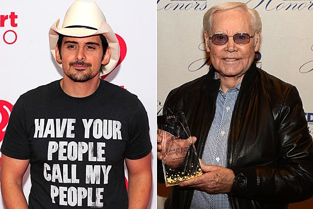 Brad Paisley George Jones