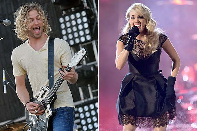 Carrie Underwood, Casey James