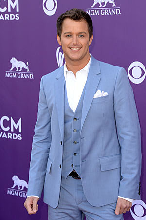 Easton Corbin Best Dressed ACM