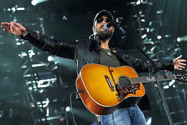Eric Church All for the Hall