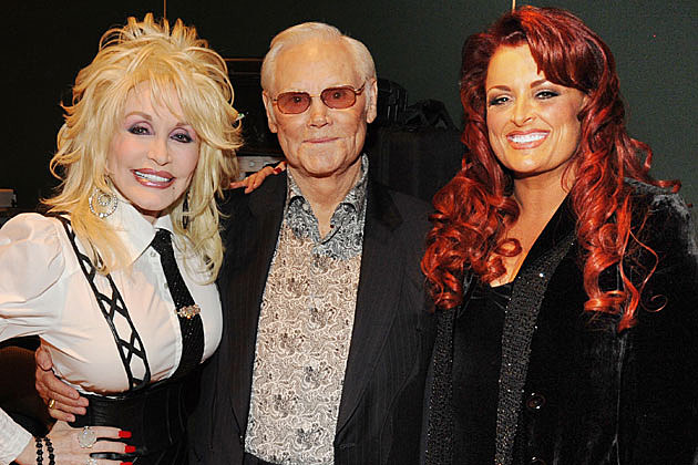 George Jones, Dolly Parton, Wynonna