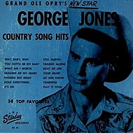 George Jones Grand Ole Opry's New Star LP