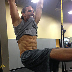 Jake Owen Shirtless