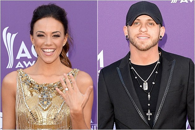 Jana Kramer; Brantley Gilbert