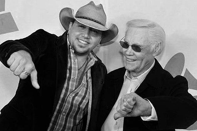 Jason Aldean With George Jones
