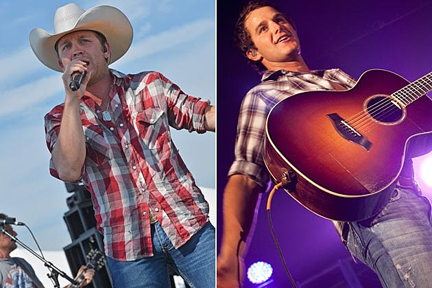Justin Moore Easton Corbin