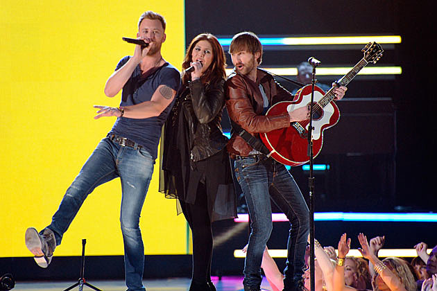Lady Antebellum ACM Awards