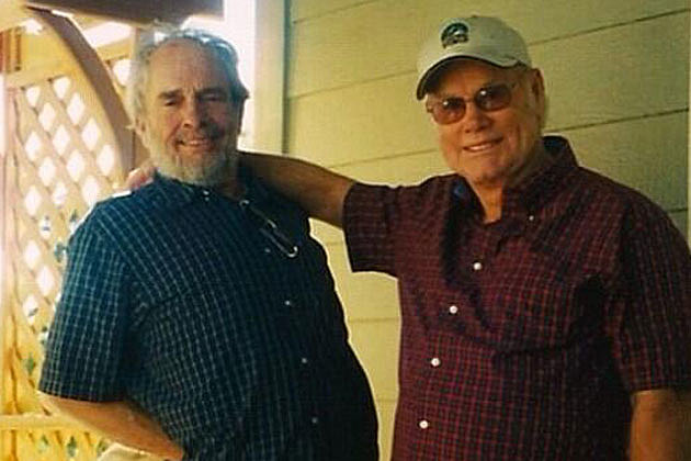 Merle Haggard With George Jones