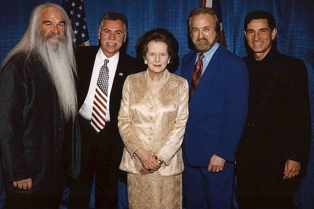 Oak Ridge Boys Margaret Thatcher