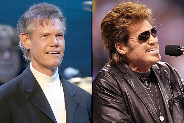 Randy Travis, Billy Ray Cyrus