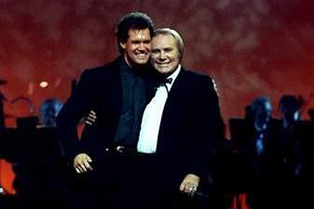 Randy Travis With George Jones
