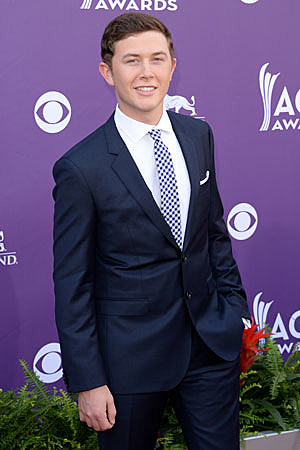 Scotty McCreery Best Dressed ACM Awards