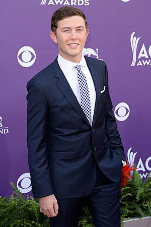 Scotty McCreery Best Dressed ACM Awards