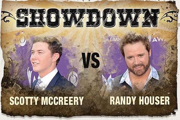 Scotty McCreery vs Randy Houser